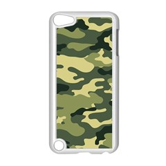 Camouflage Camo Pattern Apple Ipod Touch 5 Case (white)
