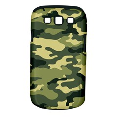 Camouflage Camo Pattern Samsung Galaxy S III Classic Hardshell Case (PC+Silicone)