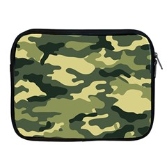 Camouflage Camo Pattern Apple iPad 2/3/4 Zipper Cases