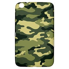 Camouflage Camo Pattern Samsung Galaxy Tab 3 (8 ) T3100 Hardshell Case