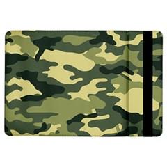 Camouflage Camo Pattern iPad Air Flip