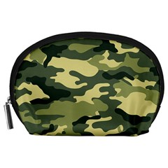 Camouflage Camo Pattern Accessory Pouches (Large)