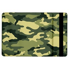 Camouflage Camo Pattern iPad Air 2 Flip
