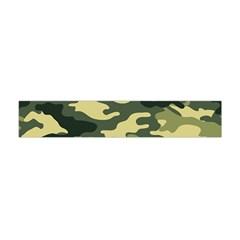 Camouflage Camo Pattern Flano Scarf (Mini)