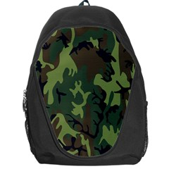 Military Camouflage Pattern Backpack Bag