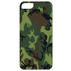 Military Camouflage Pattern Apple iPhone 5 Classic Hardshell Case