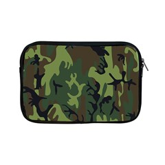 Military Camouflage Pattern Apple iPad Mini Zipper Cases