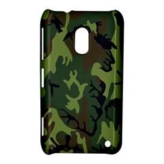 Military Camouflage Pattern Nokia Lumia 620