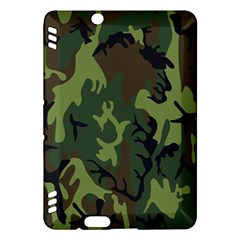 Military Camouflage Pattern Kindle Fire HDX Hardshell Case