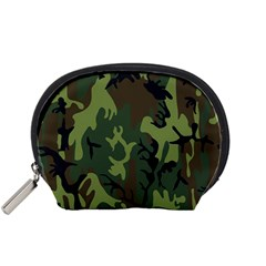 Military Camouflage Pattern Accessory Pouches (Small)