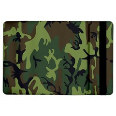 Military Camouflage Pattern Ipad Air 2 Flip