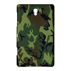 Military Camouflage Pattern Samsung Galaxy Tab S (8.4 ) Hardshell Case