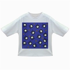 Rockets In The Blue Sky Surrounded Infant/Toddler T-Shirts