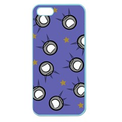 Rockets In The Blue Sky Surrounded Apple Seamless iPhone 5 Case (Color)