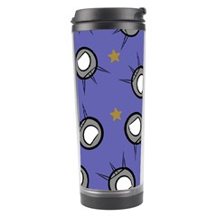 Rockets In The Blue Sky Surrounded Travel Tumbler
