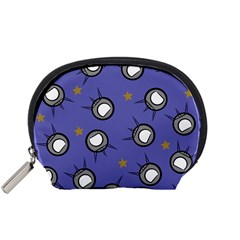 Rockets In The Blue Sky Surrounded Accessory Pouches (Small)