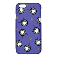 Rockets In The Blue Sky Surrounded iPhone 6/6S TPU Case