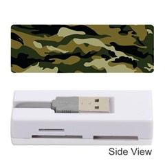 Military Vector Pattern Texture Memory Card Reader (stick)