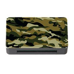 Military Vector Pattern Texture Memory Card Reader With Cf