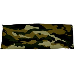 Military Vector Pattern Texture Body Pillow Case (dakimakura)