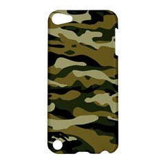 Military Vector Pattern Texture Apple iPod Touch 5 Hardshell Case