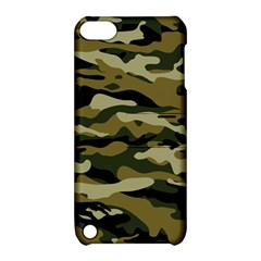 Military Vector Pattern Texture Apple Ipod Touch 5 Hardshell Case With Stand