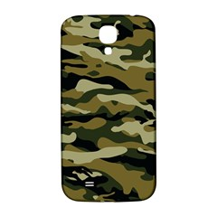 Military Vector Pattern Texture Samsung Galaxy S4 I9500/I9505  Hardshell Back Case