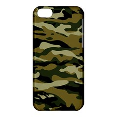 Military Vector Pattern Texture Apple iPhone 5C Hardshell Case