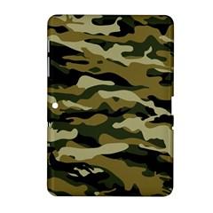 Military Vector Pattern Texture Samsung Galaxy Tab 2 (10.1 ) P5100 Hardshell Case