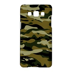 Military Vector Pattern Texture Samsung Galaxy A5 Hardshell Case