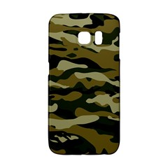 Military Vector Pattern Texture Galaxy S6 Edge