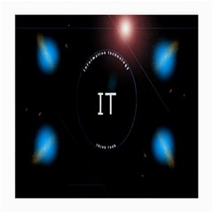 This Is An It Logo Medium Glasses Cloth (2-Side)
