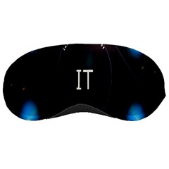This Is An It Logo Sleeping Masks