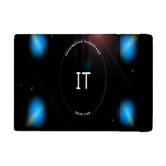 This Is An It Logo Apple iPad Mini Flip Case