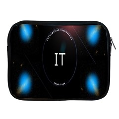 This Is An It Logo Apple iPad 2/3/4 Zipper Cases