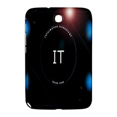 This Is An It Logo Samsung Galaxy Note 8.0 N5100 Hardshell Case