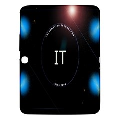 This Is An It Logo Samsung Galaxy Tab 3 (10.1 ) P5200 Hardshell Case