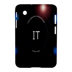 This Is An It Logo Samsung Galaxy Tab 2 (7 ) P3100 Hardshell Case