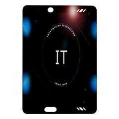This Is An It Logo Amazon Kindle Fire HD (2013) Hardshell Case