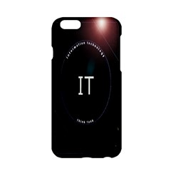 This Is An It Logo Apple iPhone 6/6S Hardshell Case