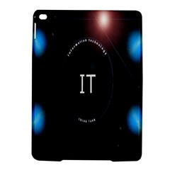 This Is An It Logo iPad Air 2 Hardshell Cases
