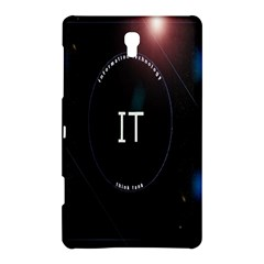 This Is An It Logo Samsung Galaxy Tab S (8 4 ) Hardshell Case