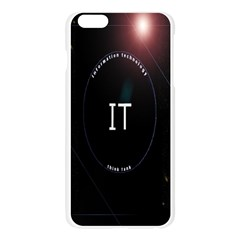This Is An It Logo Apple Seamless iPhone 6 Plus/6S Plus Case (Transparent)