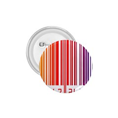 Colorful Gradient Barcode 1 75  Buttons