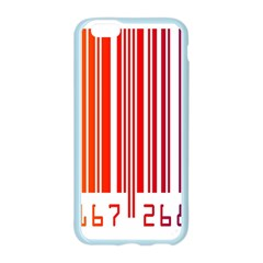 Colorful Gradient Barcode Apple Seamless iPhone 6/6S Case (Color)