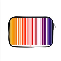 Colorful Gradient Barcode Apple Macbook Pro 15  Zipper Case