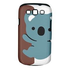 Animal Koala Samsung Galaxy S Iii Classic Hardshell Case (pc+silicone)