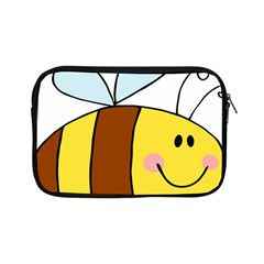 Animals Bee Wasp Smile Face Apple Ipad Mini Zipper Cases