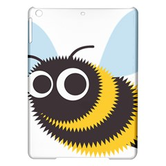 Bee Wasp Face Sinister Eye Fly iPad Air Hardshell Cases