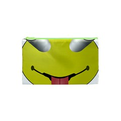 Bug Eye Tounge Cosmetic Bag (xs)